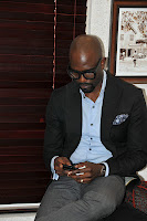 Ohimai Atafo, of Mai Atafo Inspired (MAI) renowned fashion designer