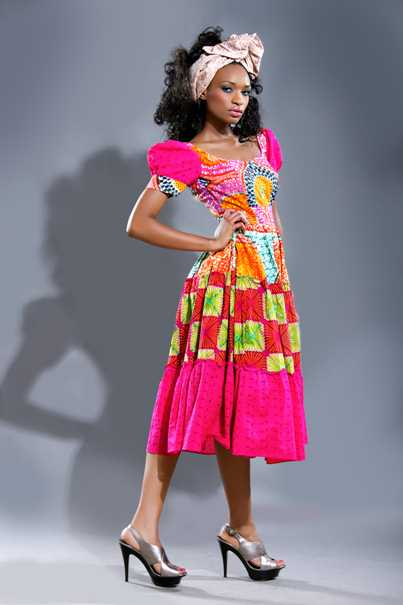A Look Into A Nigerian Fashion Brand House Of Marie