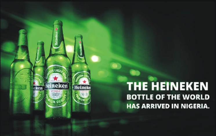 international business on heineken The history of heineken the heineken family entered the beer business in 1864 heineken beer wins a gold medal at the international exposition in paris and regular.
