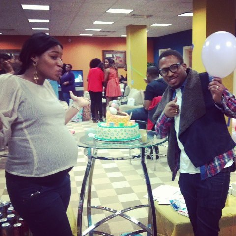 Photo Naeto C And Wife Celebrate Baby Shower In The United States