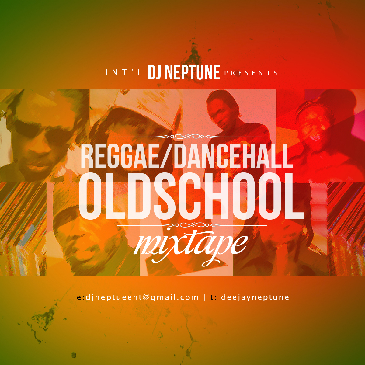 DJ Neptune Presents Reggae/Dancehall Old School Mix [Mixtape