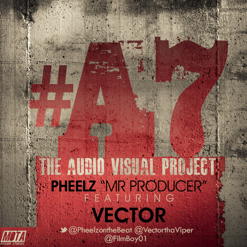 Pheelz ft. Vector - #A7 Project Cover Art