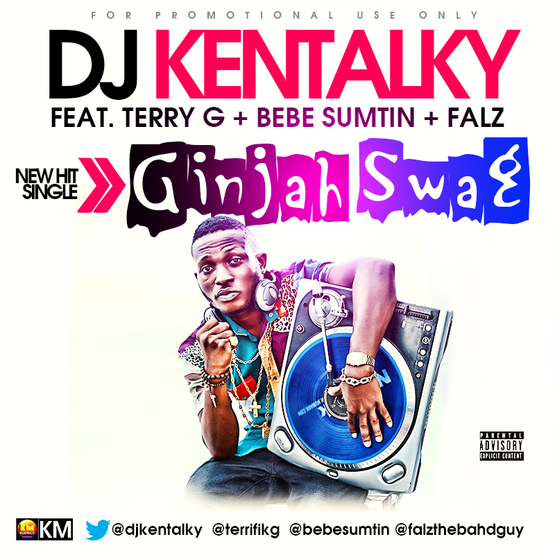 dj kentalky artwork