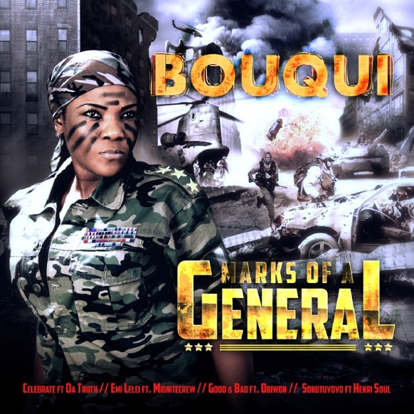 BOUQUI - Marks Of A General [Artwork]