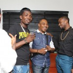 Lami of Nigezie, Tee A, and Dbanj