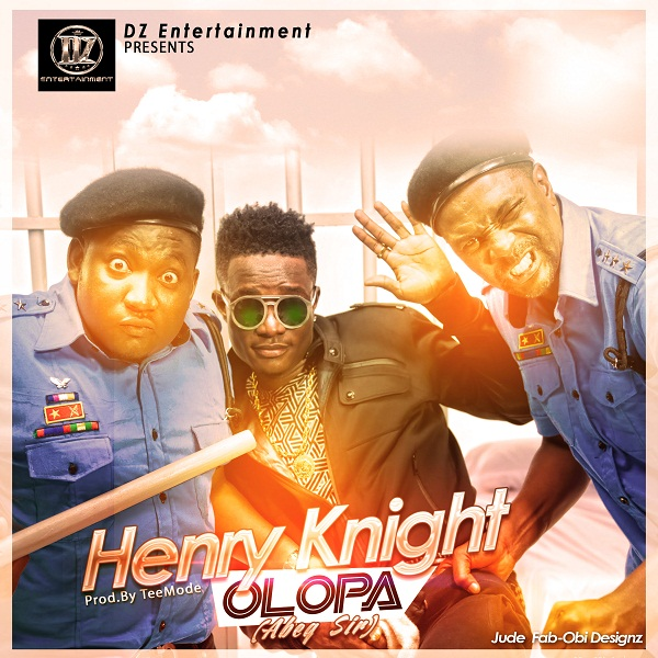 Henry Knight - Olopa [ARTWORK]