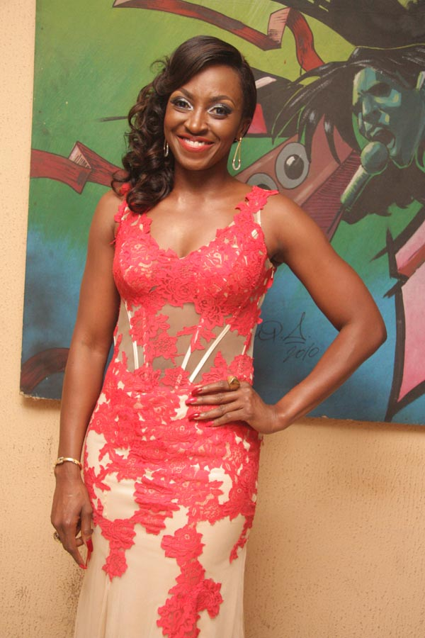 Nigeria's Got Talent judge Kate Henshaw