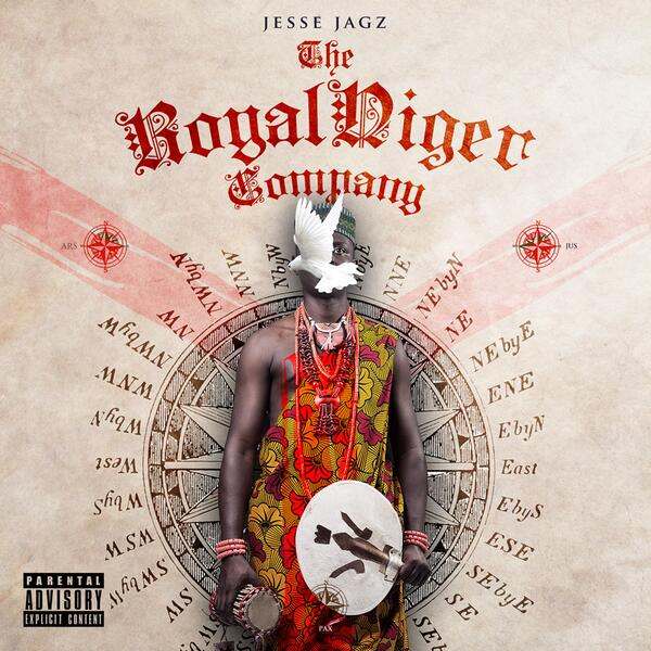 ALBUM Download: Jesse Jagz – Jagz Nation Vol  2: Royal Niger