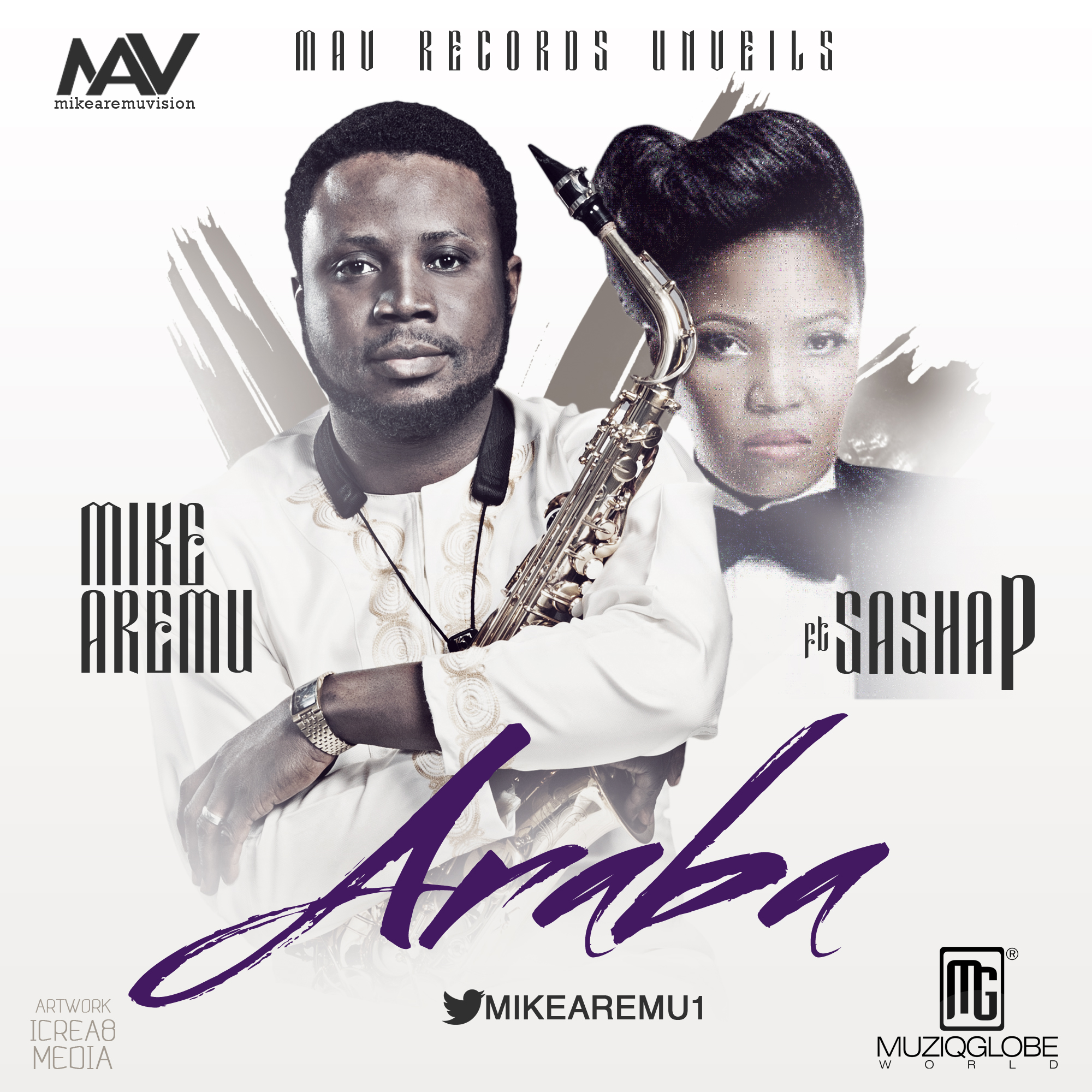 Mike Aremu ft Sasha P - Araba
