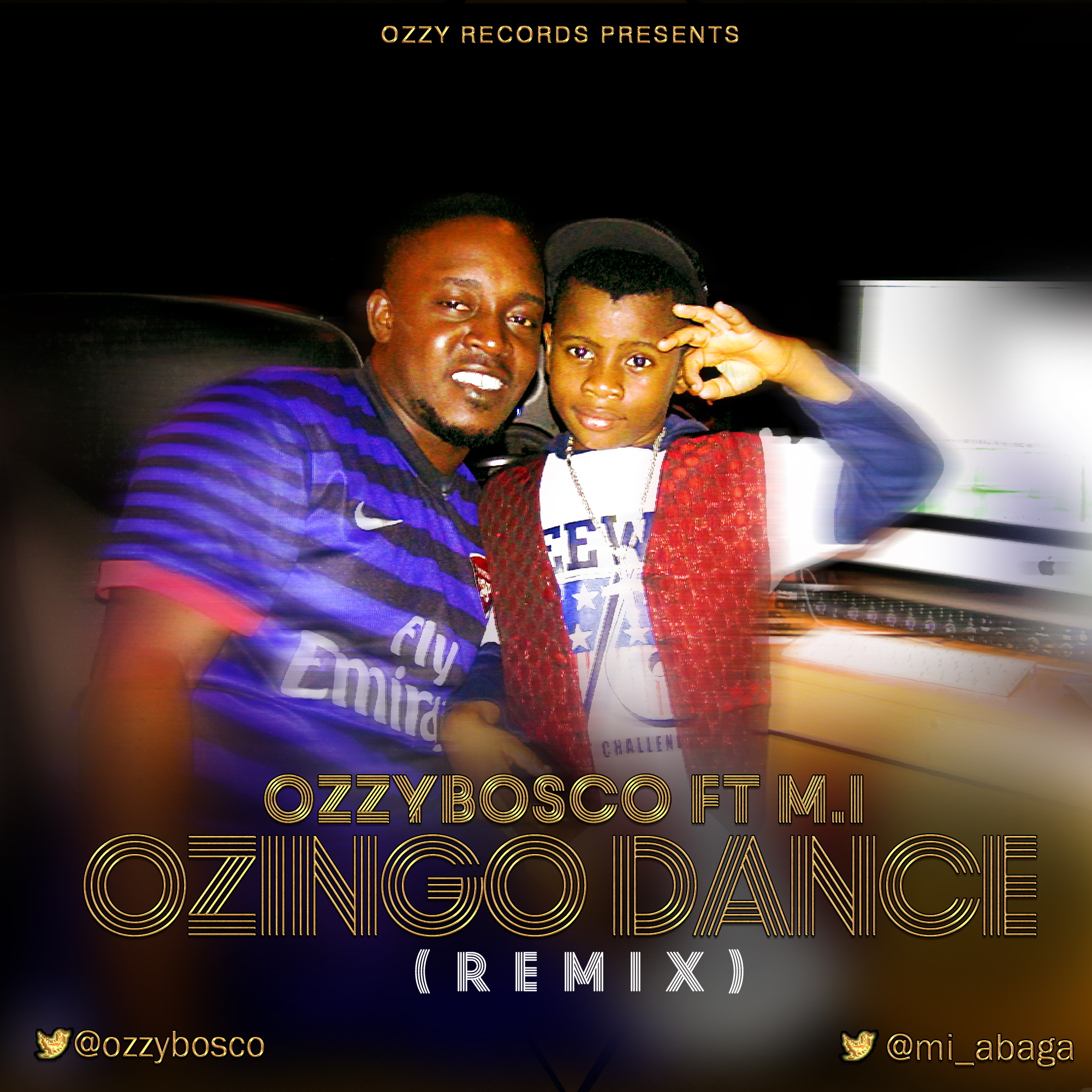 ozzybosco - ozingo dance remix ft mi 2