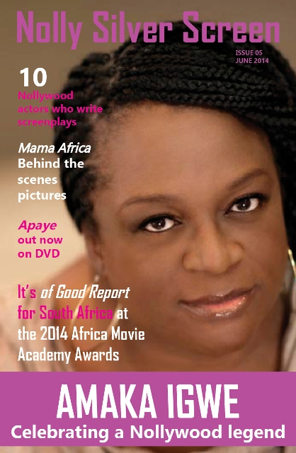Nolly Silver Screen Issue 05 June front cover