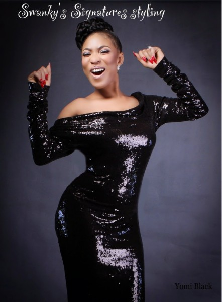 Tonto-Dikeh-Black-Dress-5