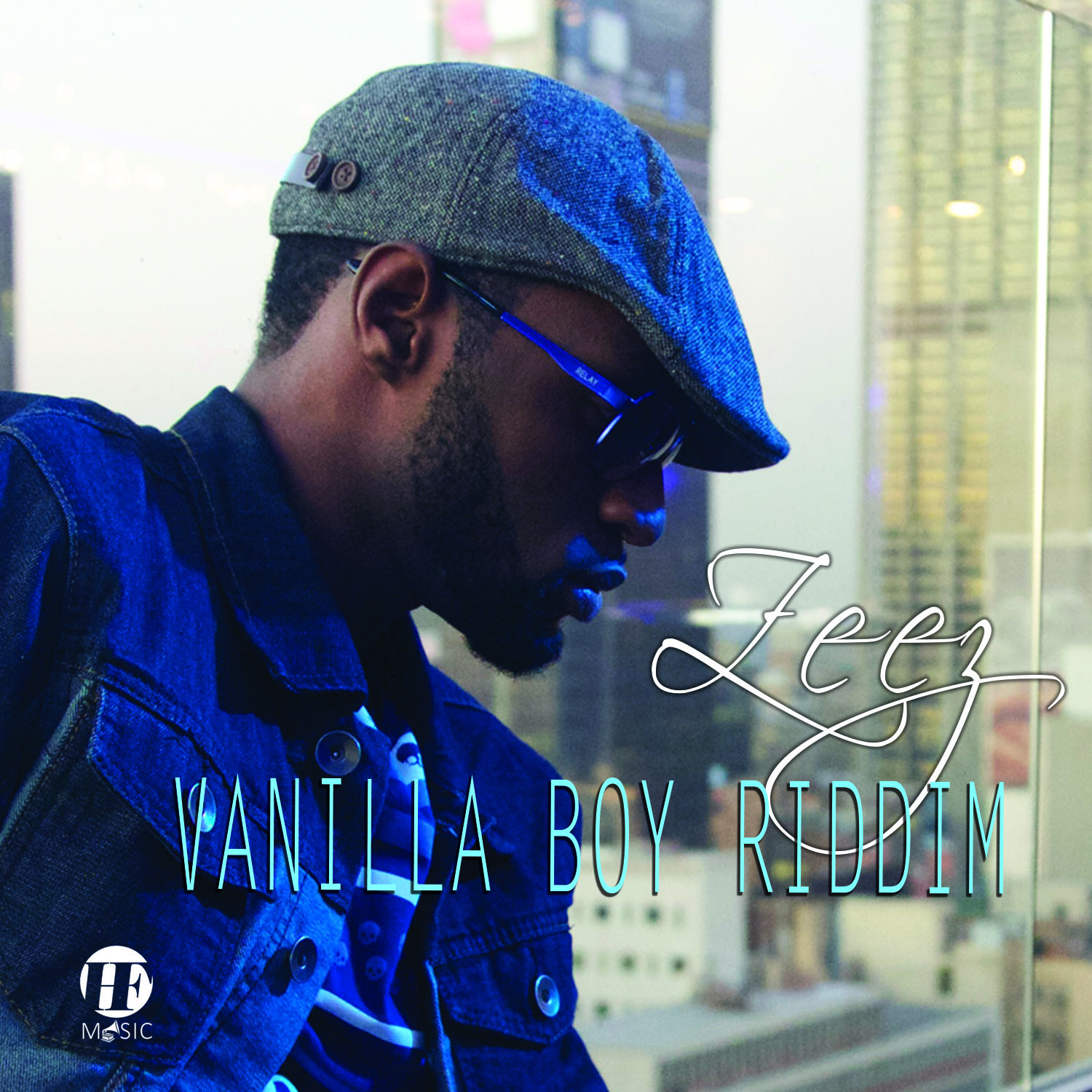Vanilla Boy Riddim Cover Art