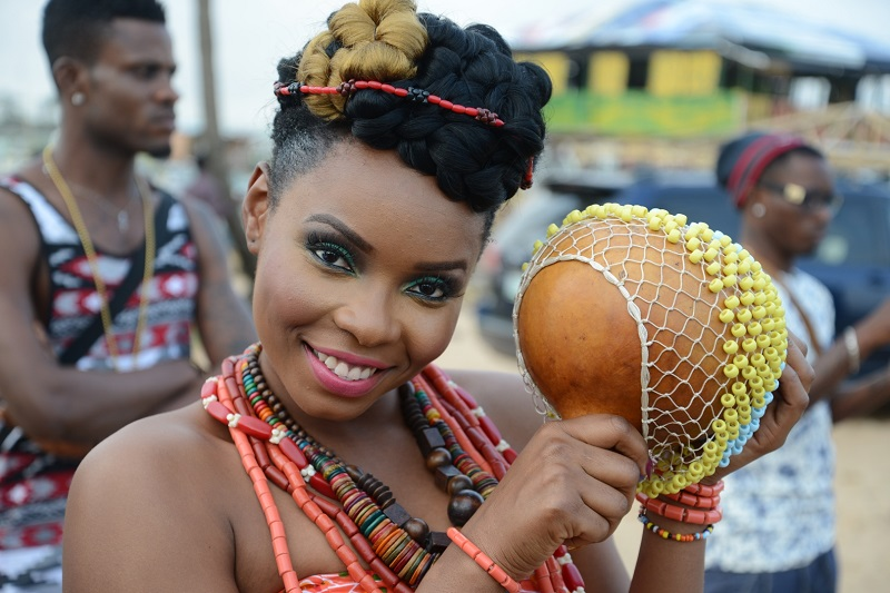 Yemi Alade [Video Shoot] (12)