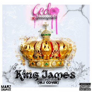 Gedes - THA TAKE OVER [M.I Cover]