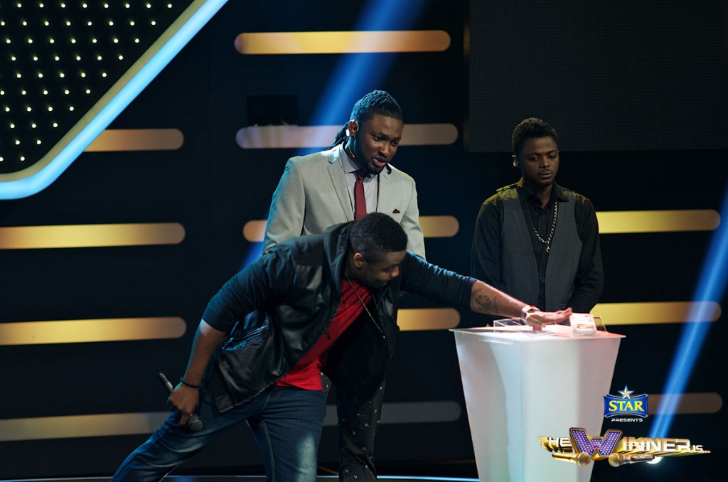 Joshua walks away with 100,000 naira