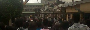 T.B. Joshua's Synagogue Church Of All Nations Collapses | 15 Dead, Many Others Trapped