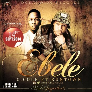 Cole - Elele (Ft. Runtown)