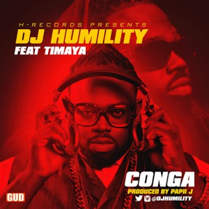 Conga by DJ Humility artwork