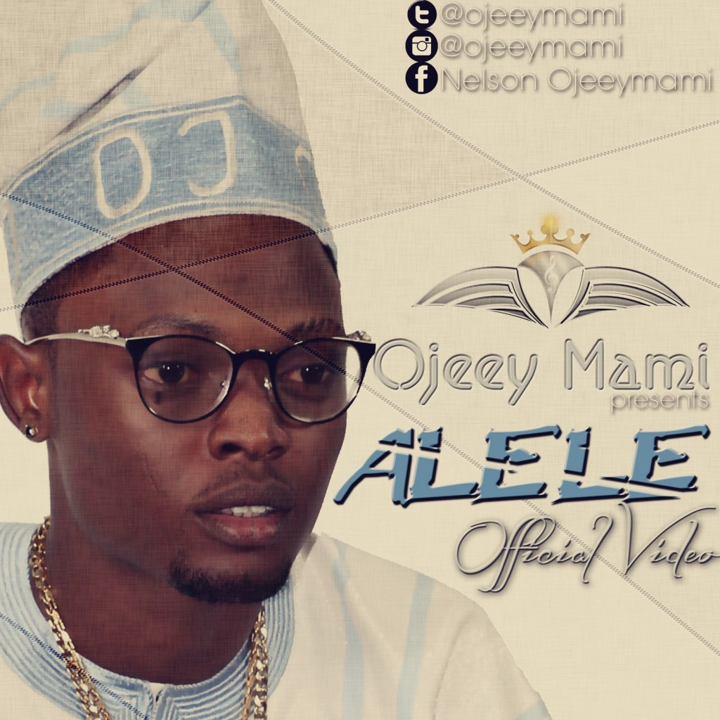 Ojeey Mami - ALELE [Official Video] Artwork
