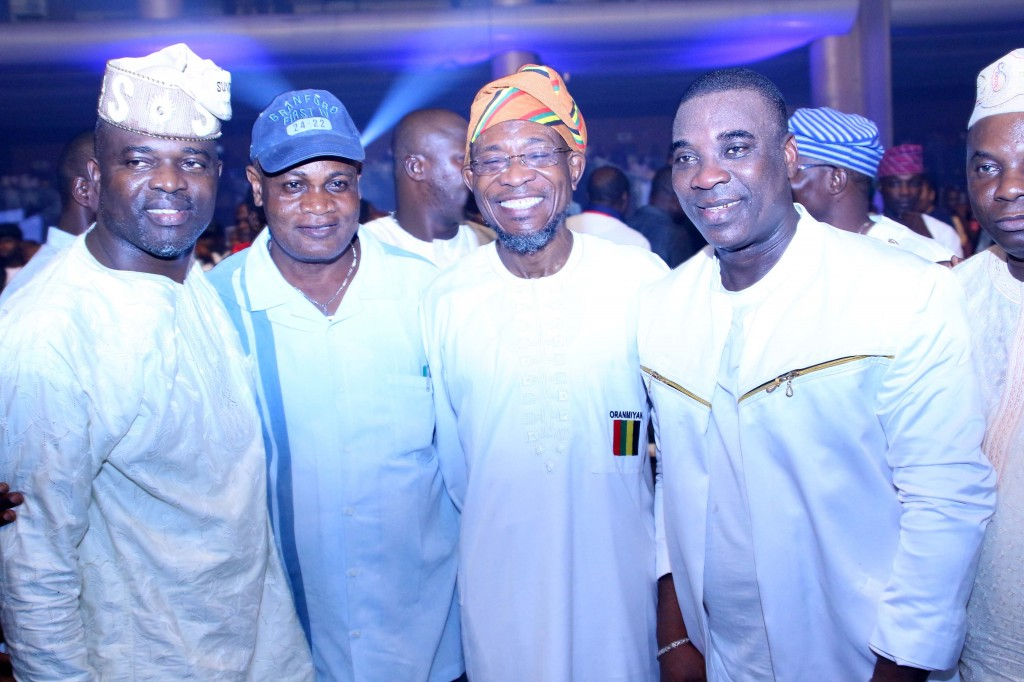 Governor Arigbesola, K1 , OTHERS