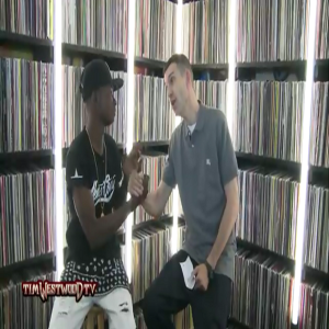 LIL KESH ON TIM WESTWOOD