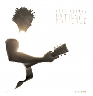 TOMI PATIENCE EP ALBUM ART