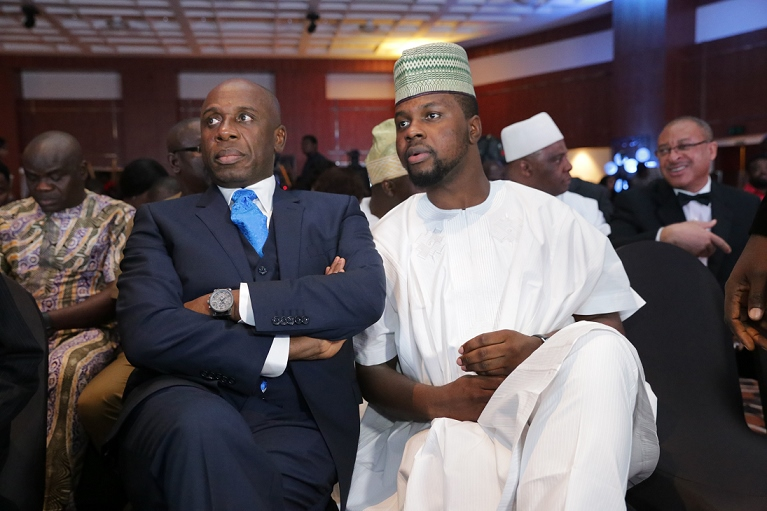 Governor Rotimi Amaechi & Adebola Williams (767x511)