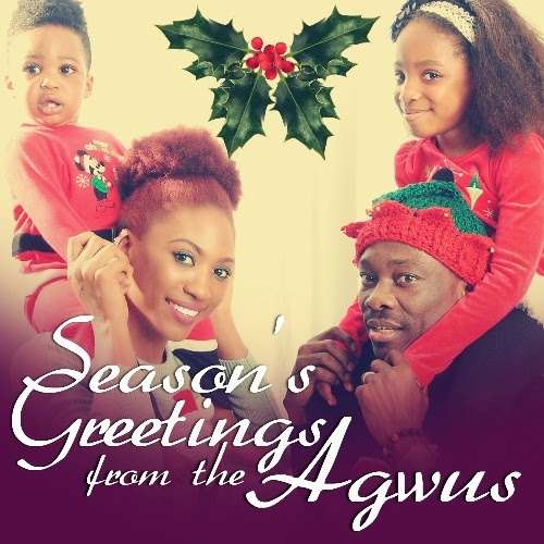 Julius Agwu & Family