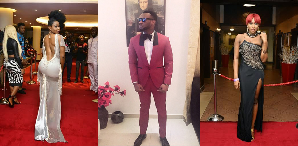 the best and worst dressed at the 2014 headies awards