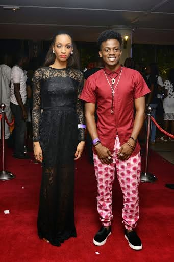 Dija and Korede Bello