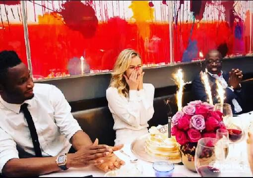 mikel-obi-girlfriend-party-2