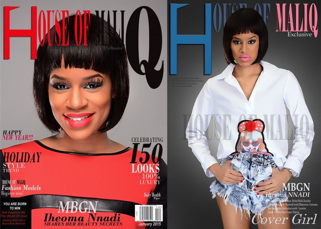 HouseOfMaliq-Magazine-January-Issue-Iheoma Nnadi-2015-Cover-BeautyQueen-7687