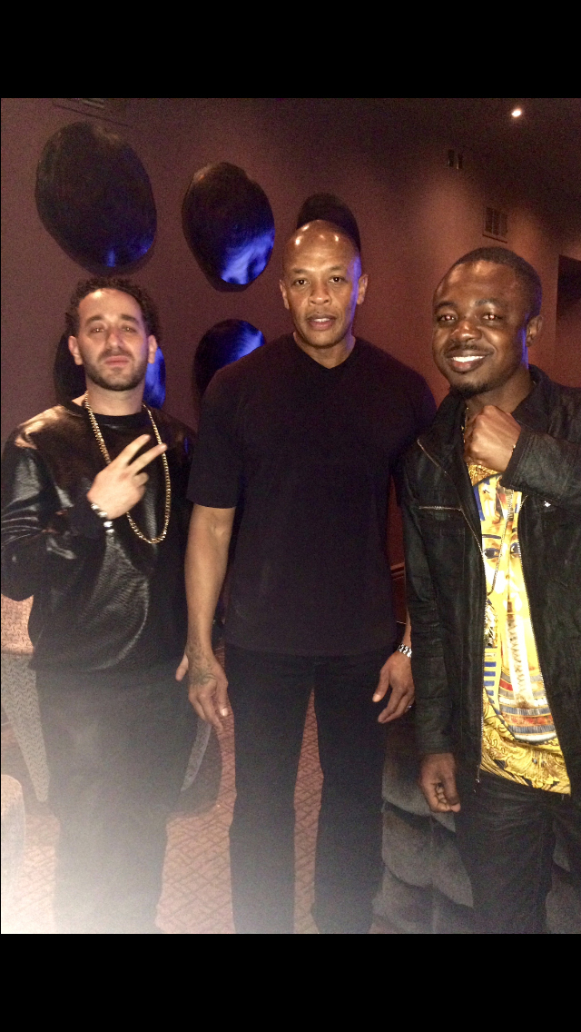 VIDEO: Fliptyce Working with Dr Dre's Aftermath Records | Jaguda.com