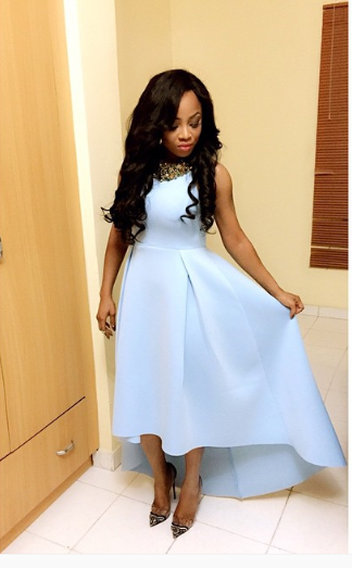 Toke Makinwa Tops List Of One Of The Most Fashionable