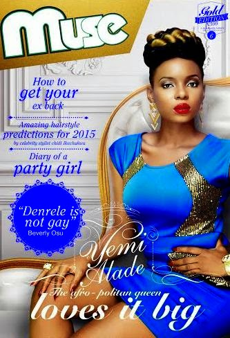 yemi alade muse cover
