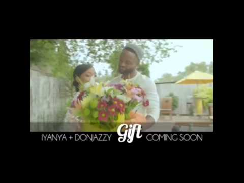 iyanya gift video teaser with don jazzy