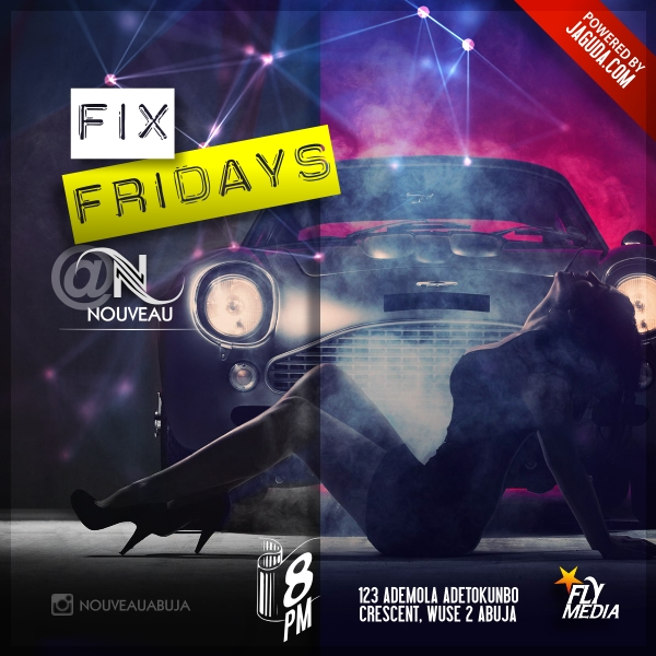 fix fridays abuja night life