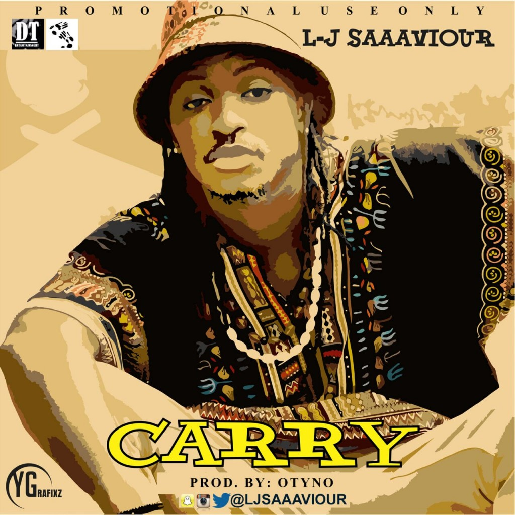 L-J Saaaviour - CARRY (Cartoon)