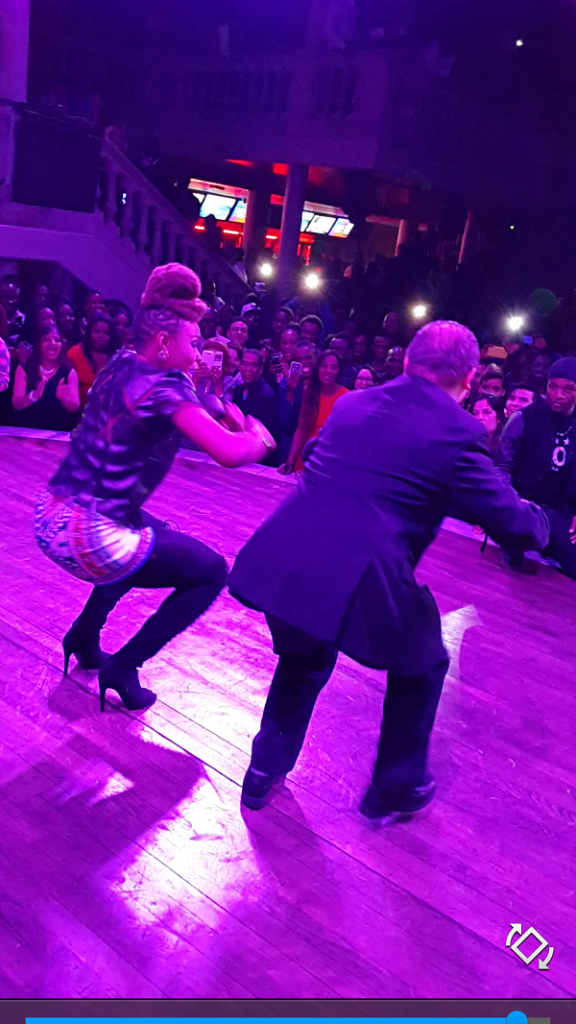 Yemi Alade's Valentive's Day Concert in Paris (5)