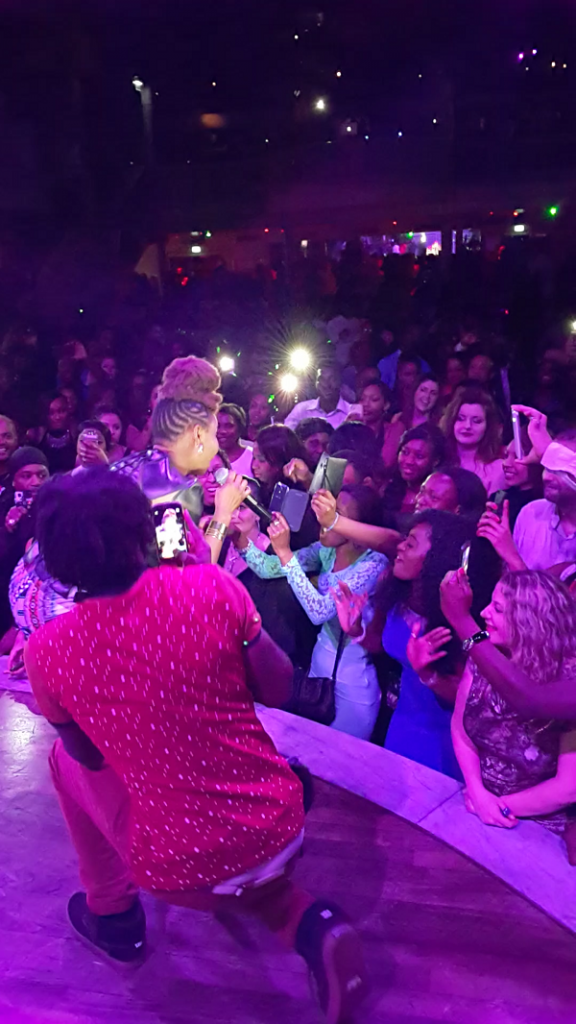 Yemi Alade's Valentive's Day Concert in Paris (6)