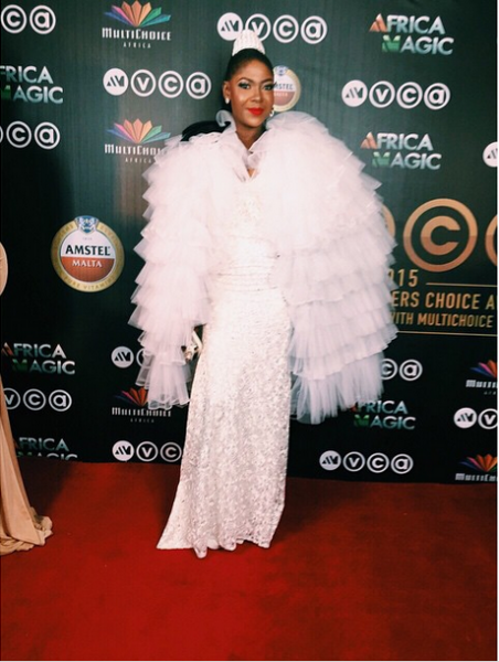 2015 AMVCA pictures