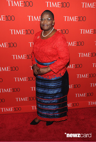 Obiageli Ezekwelisi at TIME 100 gala 2 (photo credit Andrew Toth  FilmMagic)