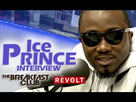ice prince breakfast club
