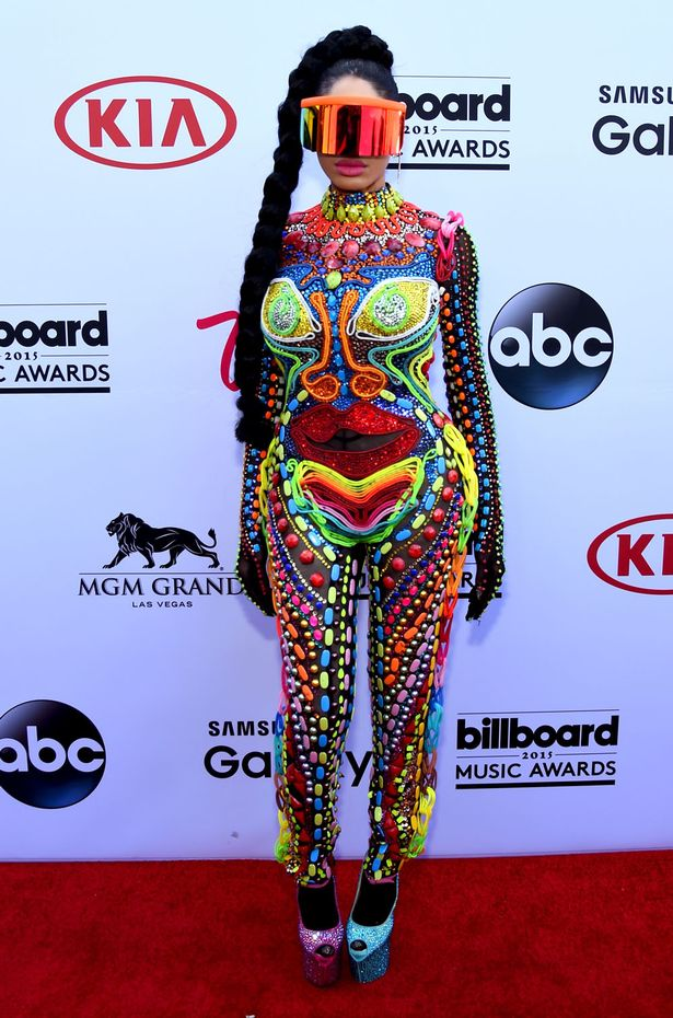 Dencia-attends-the-2015-Billboard-Music-Awards-at-MGM-Grand