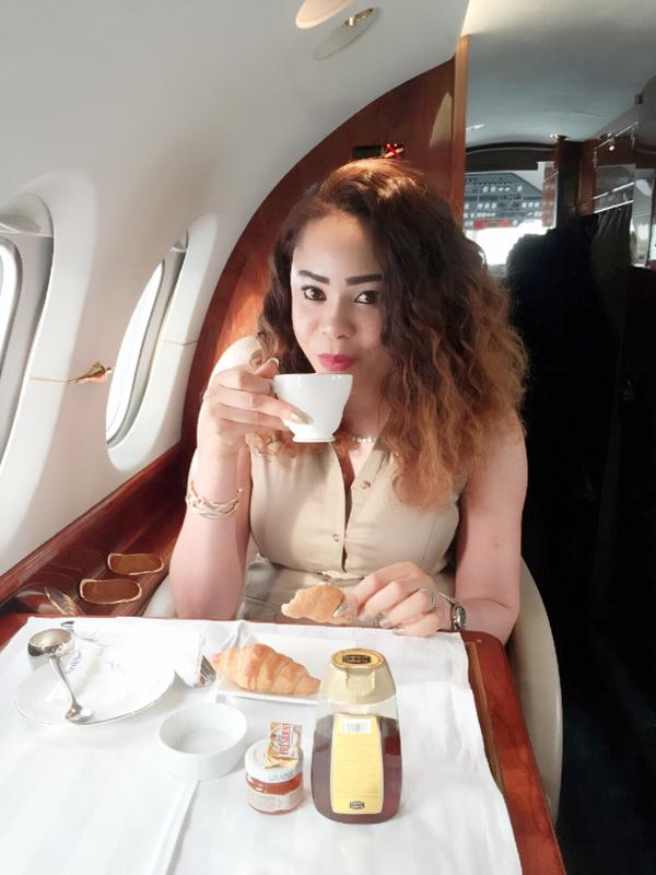 fani kayode's girlfriend