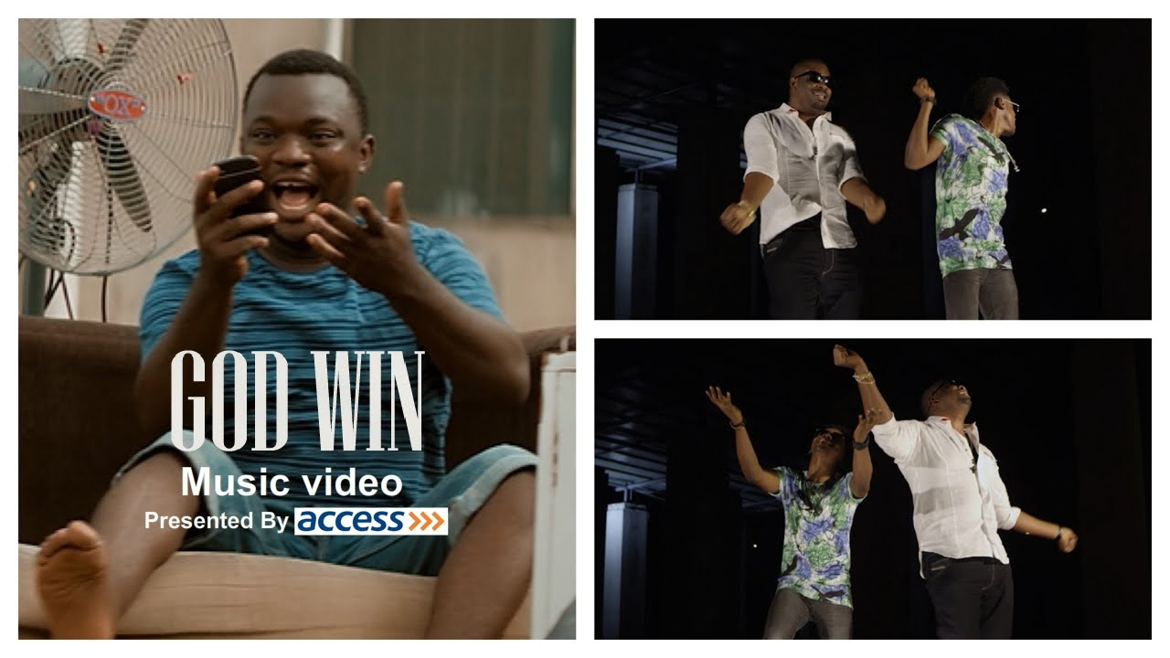 korede bello godwin video