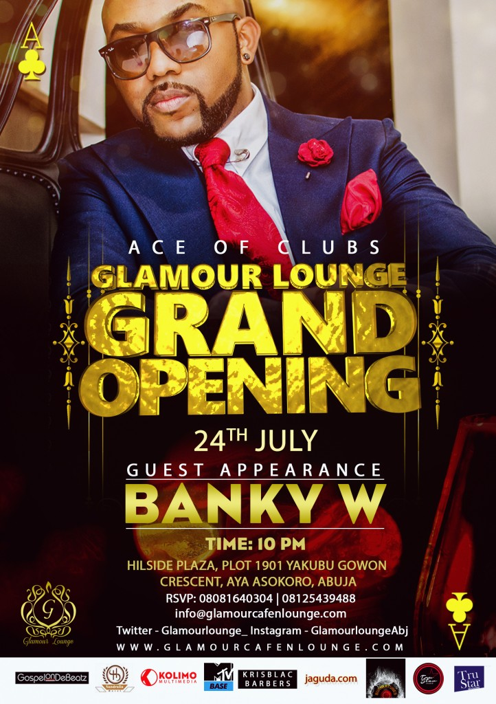 Glamour Lounge Flyer-1