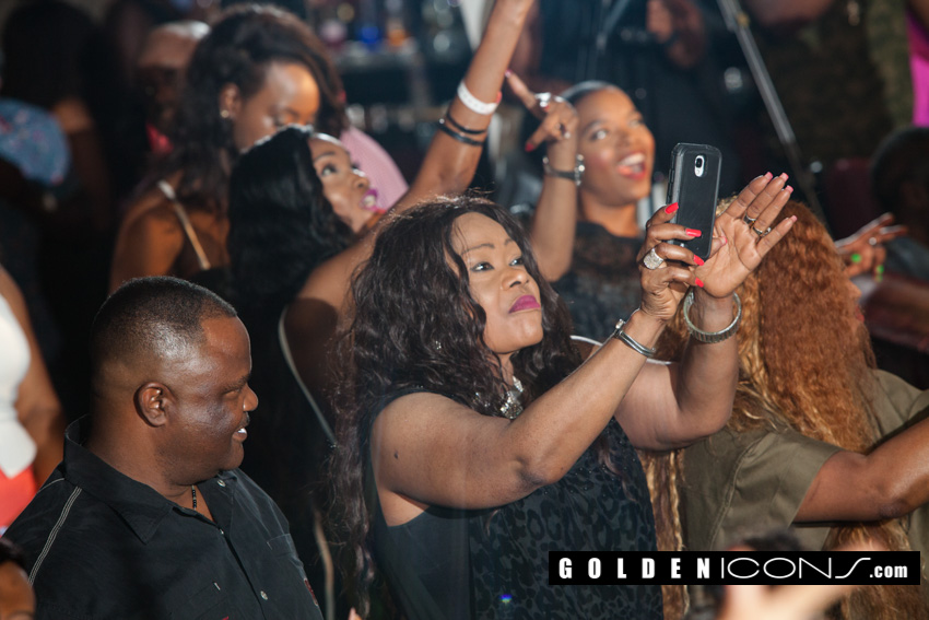 Video and Photo Highlights of Flavour N'abania's Concert In