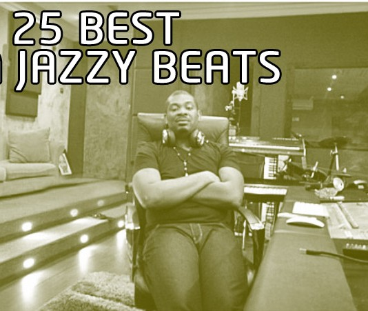 don jazzy best 25 beats